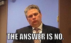 AnswerNo